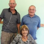 Happy birthday to Happy Breathers COPD group in Spalding, Lincolnshire