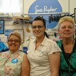 The value of volunteering is never underestimated at Sue Ryder shop, Louth