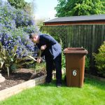 Sign up for garden waste collections in Boston