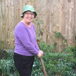 Over 50s encouraged to join thriving gardening scene in East Lindsey – widow tells how it helped her