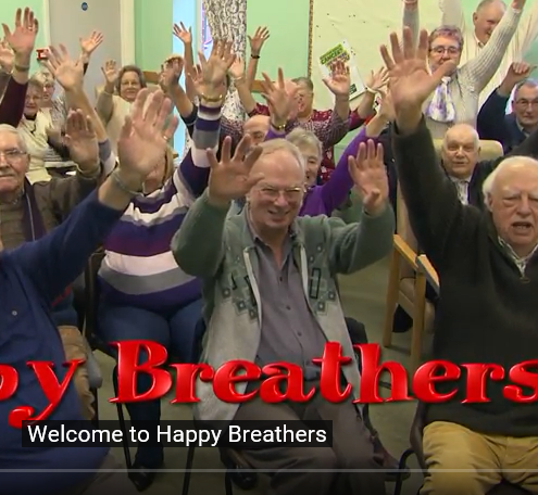 Video showcases COPD community clinic support in Spalding, Lincolnshire