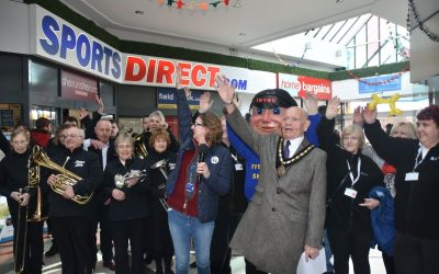 #SkegVolunteer celebrations to return in March