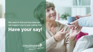 If you are a Carer please give us your feedback