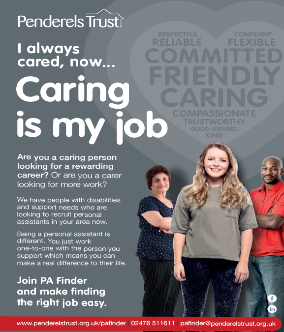 Are you a caring person looking for a career?