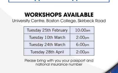EU Settlement Scheme Support Workshops